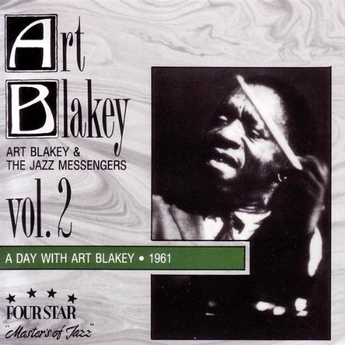 Art Blakey Day With Art Blakey 1961 Vol. 2