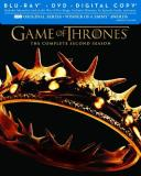 Game Of Thrones Season 2 Blu Ray DVD Dc Nr Ws