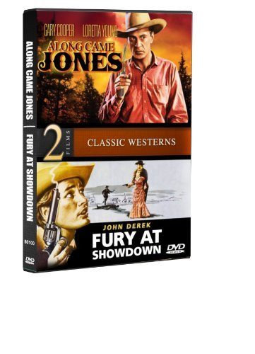 Along Came Jones Fury At Showd Cooper Young Derek Nr 2 DVD
