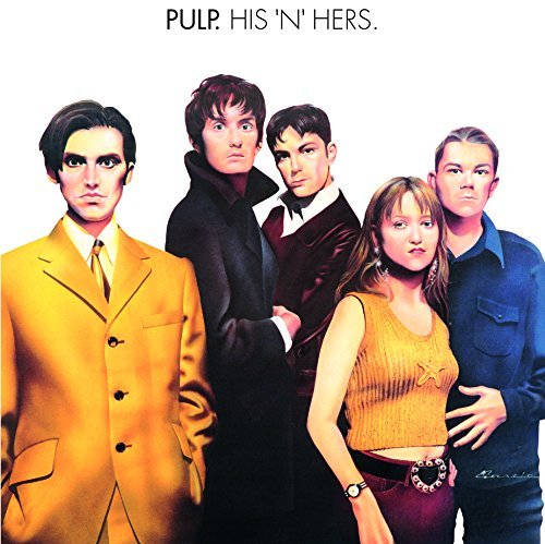 Pulp His 'n' Hers Import Eu 2 Lp