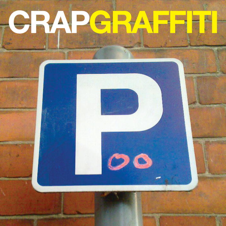 Elliott Adam Crap Graffiti