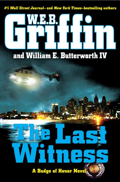W. E. B. Griffin The Last Witness