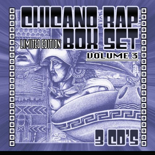 Chicano Rap Box Vol. 3 Chicano Rap Box Explicit Version 3 CD