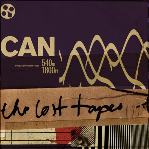 Can Lost Tapes 5lp