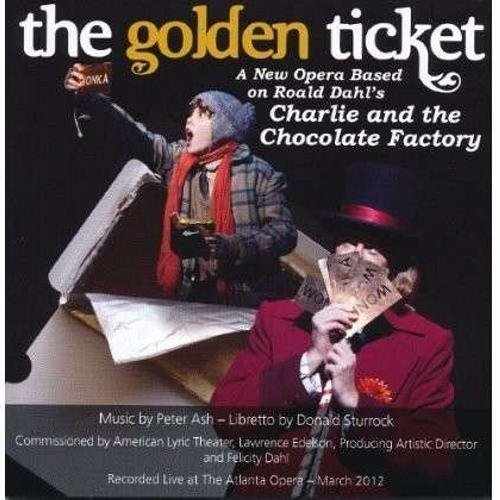 Ash Sturrock Peter Ash The Golden Ticket Cast Chorus & Orchestra Of The