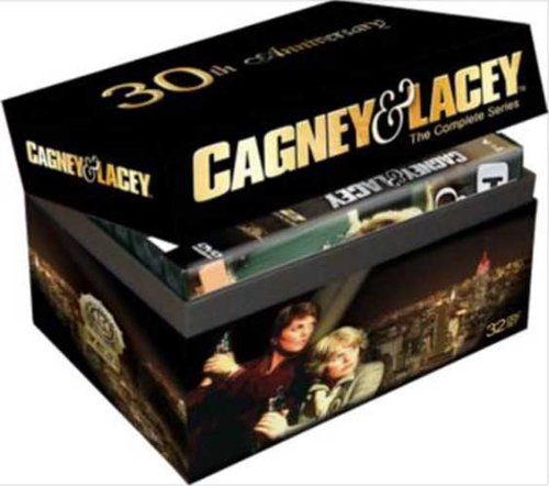 Cagney & Lacey Cagney & Lacey Complete Serie Complete Series Nr 32 DVD