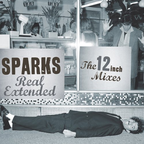 Sparks/Real Extended:12 Inch Mixes (1@Import-Eu@2 Cd