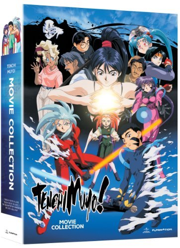 Tenchi Muyo! Movie Collection Tenchi Muyo! Blu Ray Tvma Incl. DVD Lmtd Ed.