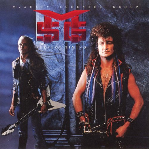 Mcauley Schenker Group Perfect Timing Import Gbr