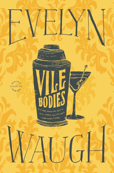 Evelyn Waugh Vile Bodies