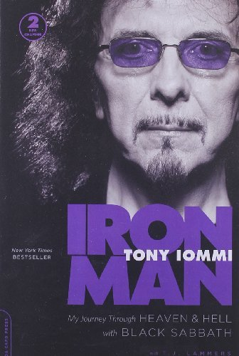 Tony Iommi Iron Man My Journey Through Heaven And Hell With Black Sab Revised