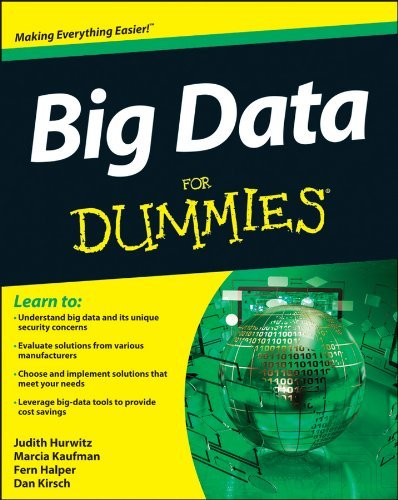 Judith S. Hurwitz Big Data For Dummies