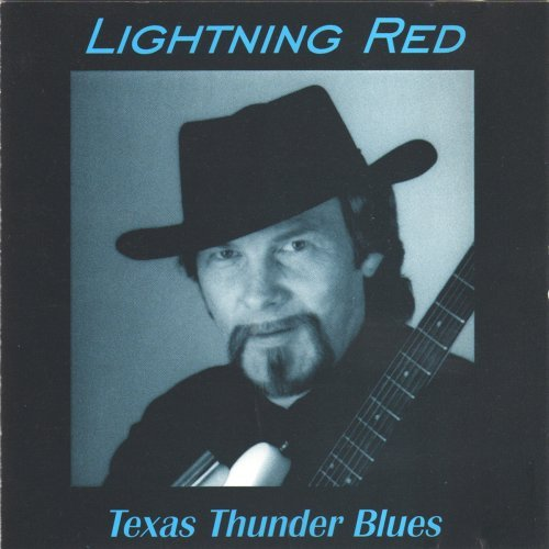 Lightning Red Texas Thunder Blues