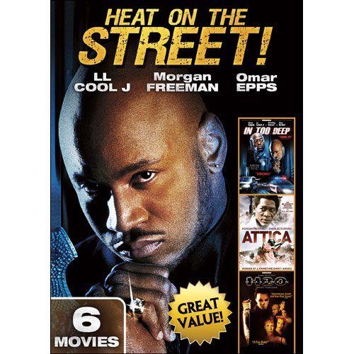Vol. 2 6 Movie Heat On The Street Ws Nr 2 DVD