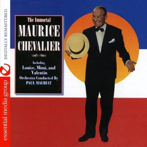 Maurice Chevalier Immortal Maurice Chevalier This Item Is Made On Demand Could Take 2 3 Weeks For Delivery