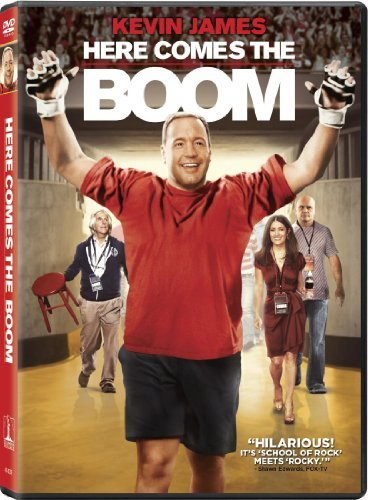 Here Comes The Boom James Winkler Hayek DVD Pg Ws
