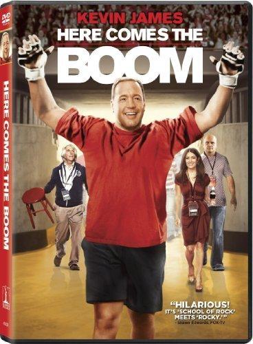 Here Comes The Boom/James/Winkler/Hayek@Dvd@Pg/Ws