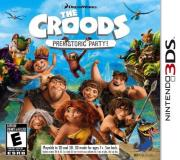 Nintendo 3ds Croods Prehistoric Party D3 Publisher Of America E