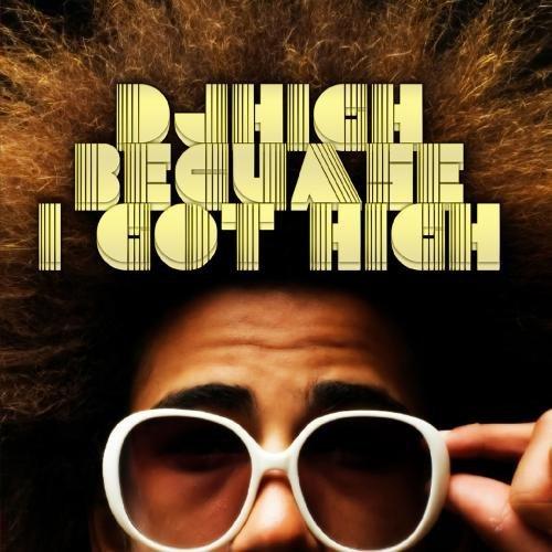 Dj High/Because I Got High@Cd-R