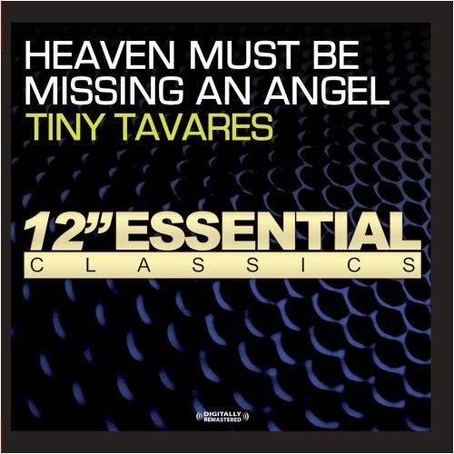 Tiny Tavares/Heaven Must Be Missing An Ange@Cd-R