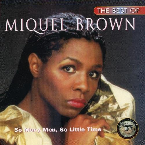 Miquel Brown/Best Of@This Item Is Made On Demand@Could Take 2-3 Weeks For Delivery