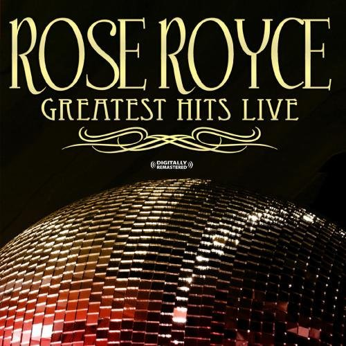 Rose Royce/Greatest Hits-Live@This Item Is Made On Demand@Could Take 2-3 Weeks For Delivery