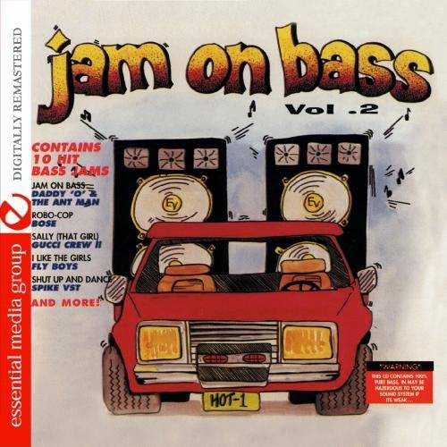 Jam On Bass/Vol. 2-Jam On Bass@This Item Is Made On Demand@Could Take 2-3 Weeks For Delivery