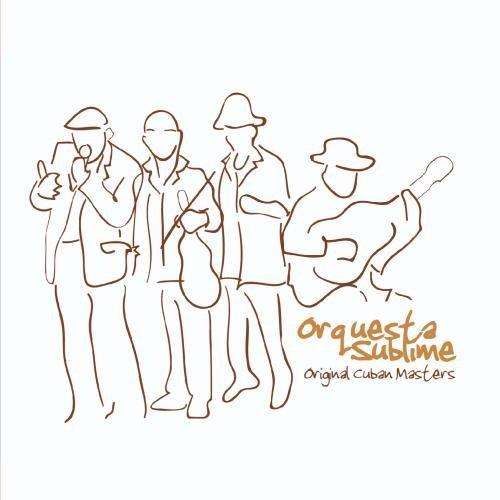 Orquesta Sublime/Original Cuban Masters-Orquest@Cd-R