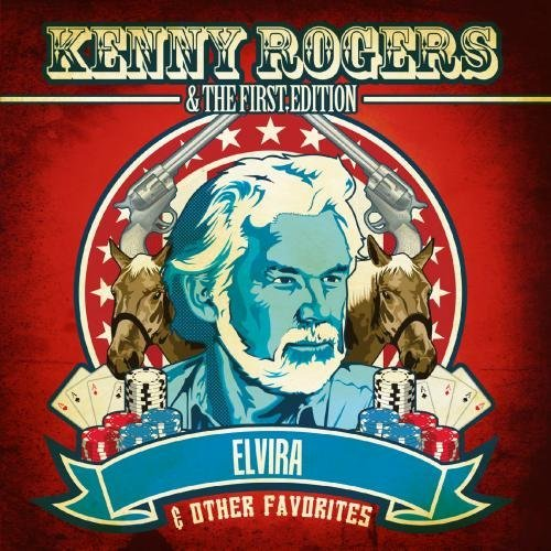 Kenny & The First Editi Rogers Elvira & Other Favorites CD R Remastered