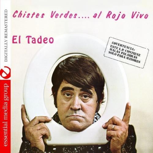 El Tadeo/Chistes Verdesa.Al Rojo Vivo@Cd-R@Remastered