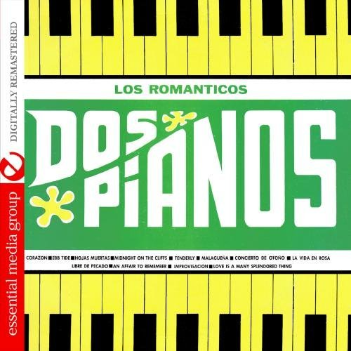Frank Fernandez/Los Romanticos Dos Pianos@This Item Is Made On Demand@Could Take 2-3 Weeks For Delivery