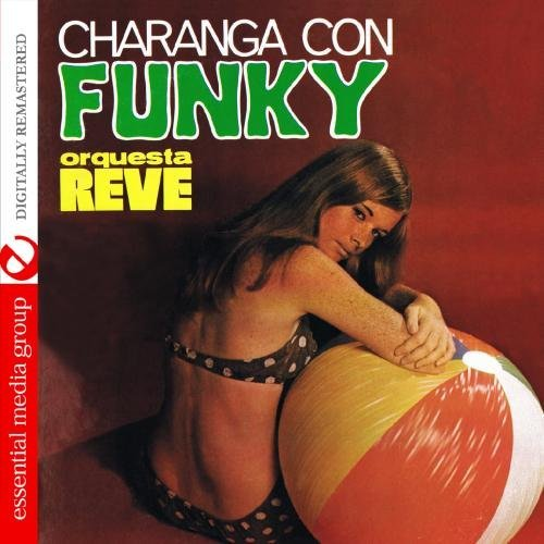 Orquesta Reve/Charanga Con Funky@This Item Is Made On Demand@Could Take 2-3 Weeks For Delivery