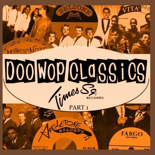 Doo-Wop Classics [times Square/Vol. 13-Doo-Wop Classics (Time@This Item Is Made On Demand@Could Take 2-3 Weeks For Delivery