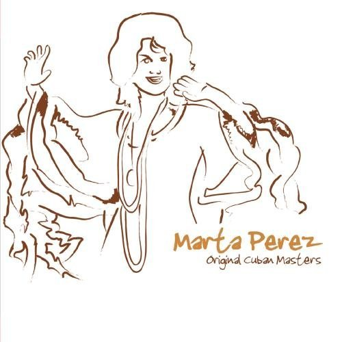 Marta Perez/Original Cuban Masters@This Item Is Made On Demand@Could Take 2-3 Weeks For Delivery