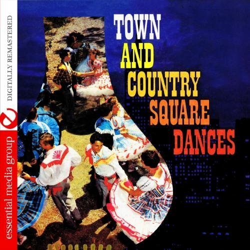 Square Dancers/Town & Country Square Dances@This Item Is Made On Demand@Could Take 2-3 Weeks For Delivery