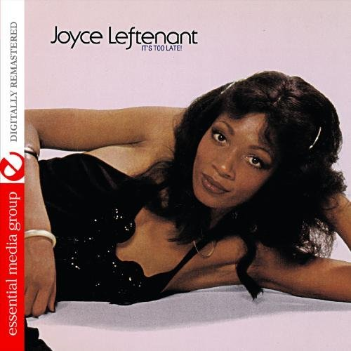 Joyce Leftenant/It's Too Late!@This Item Is Made On Demand@Could Take 2-3 Weeks For Delivery