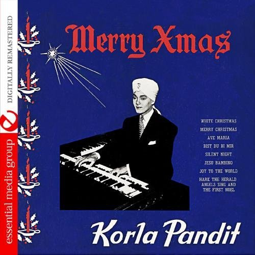 Korla Pandit/Merry Xmas@This Item Is Made On Demand@Could Take 2-3 Weeks For Delivery