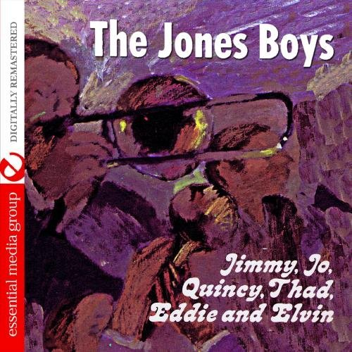 Jones Boys/Quincy Thad Jimmy Jo Eddie & E@This Item Is Made On Demand@Could Take 2-3 Weeks For Delivery