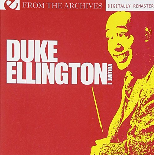 Duke Ellington/Vol. 1-Duke Ellington-From The@This Item Is Made On Demand@Could Take 2-3 Weeks For Delivery