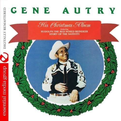 Gene Autry/His Christmas Album@This Item Is Made On Demand@Could Take 2-3 Weeks For Delivery