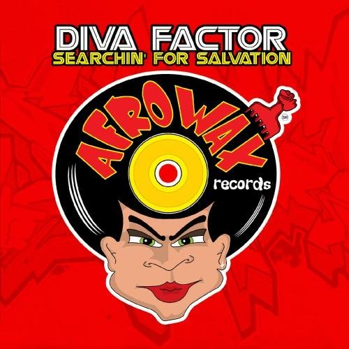 Diva Factor/Searchin' For Salvation@Cd-R
