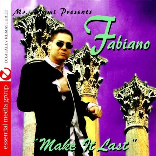 Fabiano/Make It Last@This Item Is Made On Demand@Could Take 2-3 Weeks For Delivery