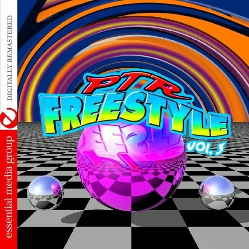 Ptr Freestyle/Vol. 3-Ptr Freestyle@This Item Is Made On Demand@Could Take 2-3 Weeks For Delivery