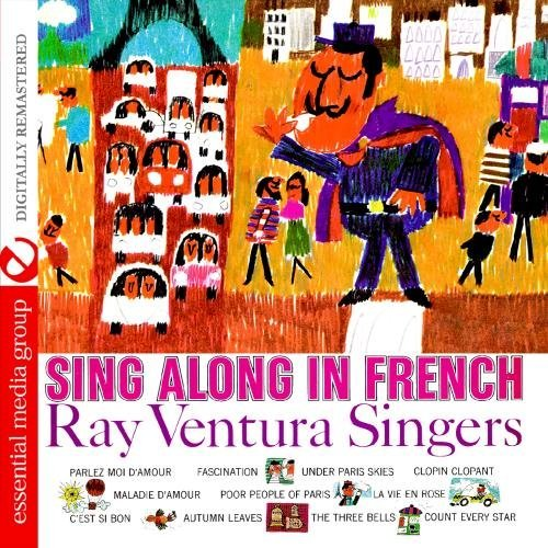 Ray Singers Ventura/Sing Along In French@This Item Is Made On Demand@Could Take 2-3 Weeks For Delivery