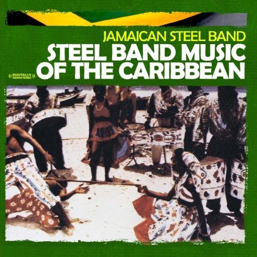Jamaican Band Steel/Steel Band Music Of The Caribb@This Item Is Made On Demand@Could Take 2-3 Weeks For Delivery