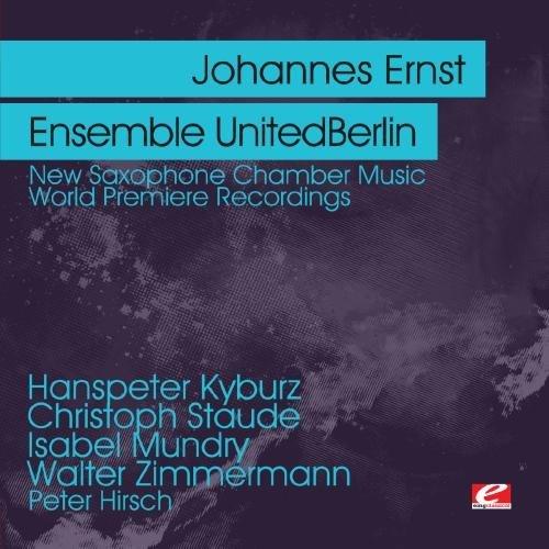 Johannes & Ensemble Unit Ernst/Kyburz & Staude & Mundry & Zim@Cd-R@Remastered