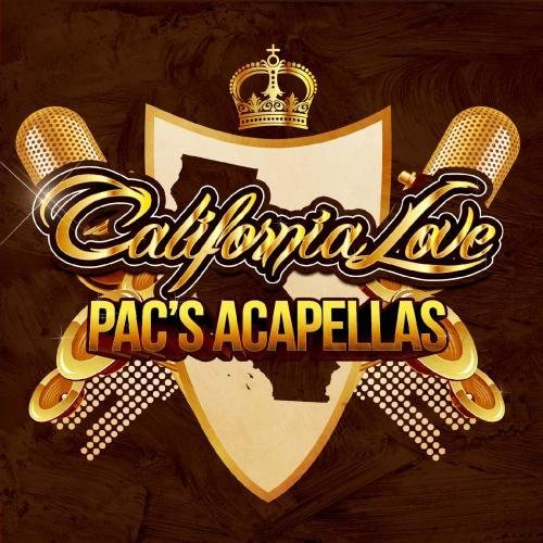 California Love/Pac's Acapellas@This Item Is Made On Demand@Could Take 2-3 Weeks For Delivery