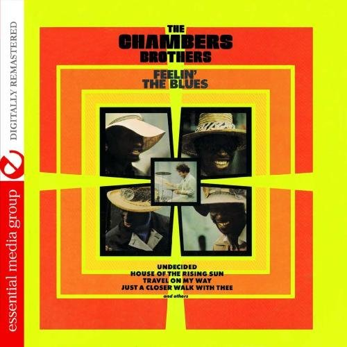Chambers Brothers/Feelin' The Blues@This Item Is Made On Demand@Could Take 2-3 Weeks For Delivery