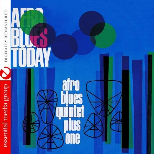 Afro Blues Quintet Plus One/Afro Blues Today@This Item Is Made On Demand@Could Take 2-3 Weeks For Delivery