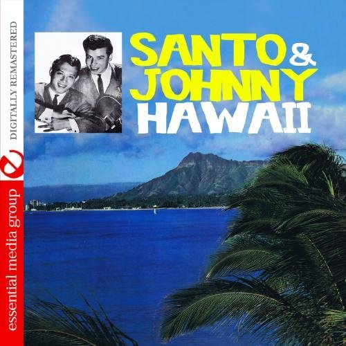 Santo & Johnny/Hawaii@This Item Is Made On Demand@Could Take 2-3 Weeks For Delivery